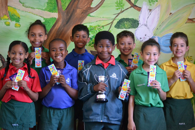 Grade 2 Reading Competition