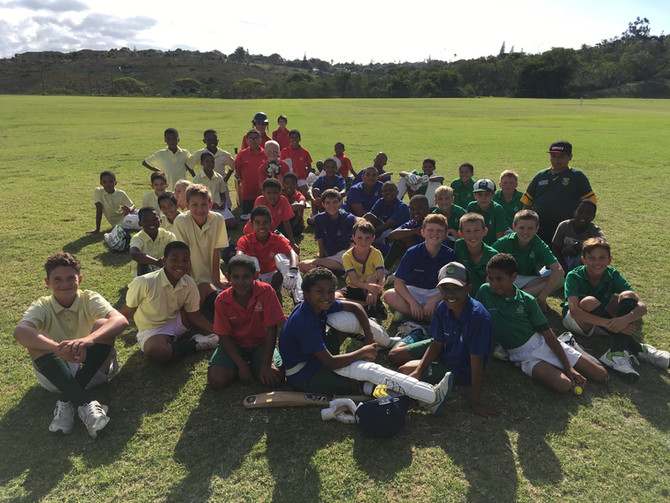 Inter-house Cricket
