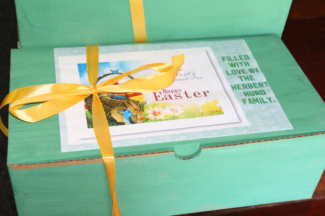 Easter Love Boxes