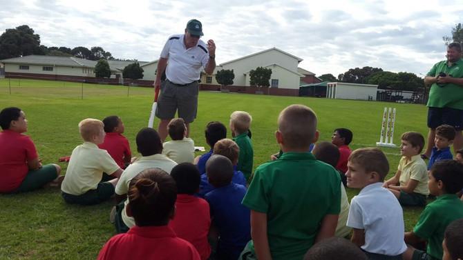 Mini Cricket Coaching