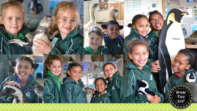 Grade 2's visit SAMREC