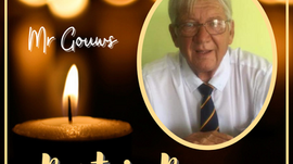 In Memory of Mr Gouws  (13/02/1956 - 22/02/2021)