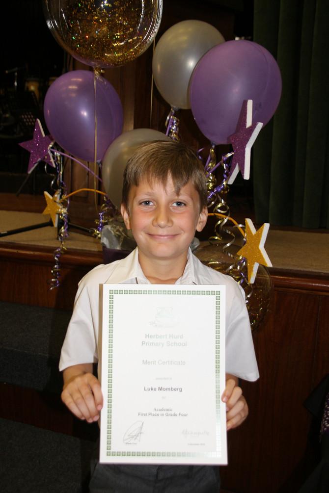Grade 4 Awards Ceremony