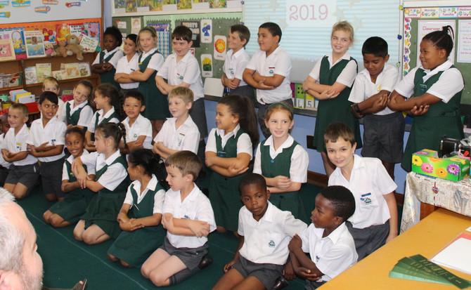 Grade 1 Room 1 Awards Ceremony
