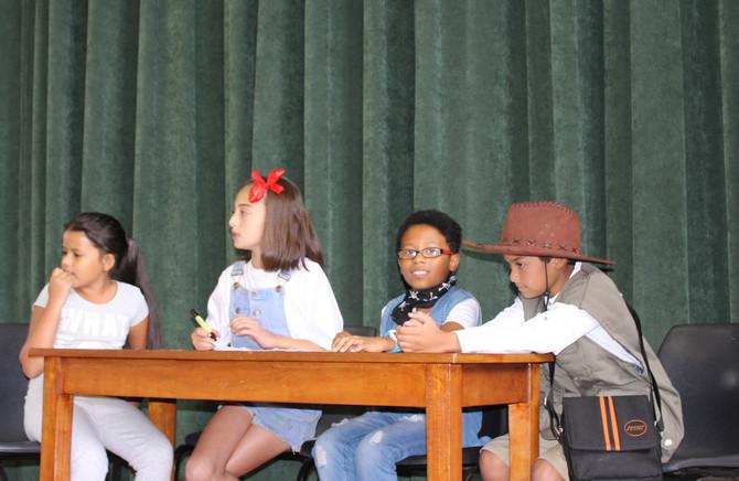 Grade 5 Literary Day
