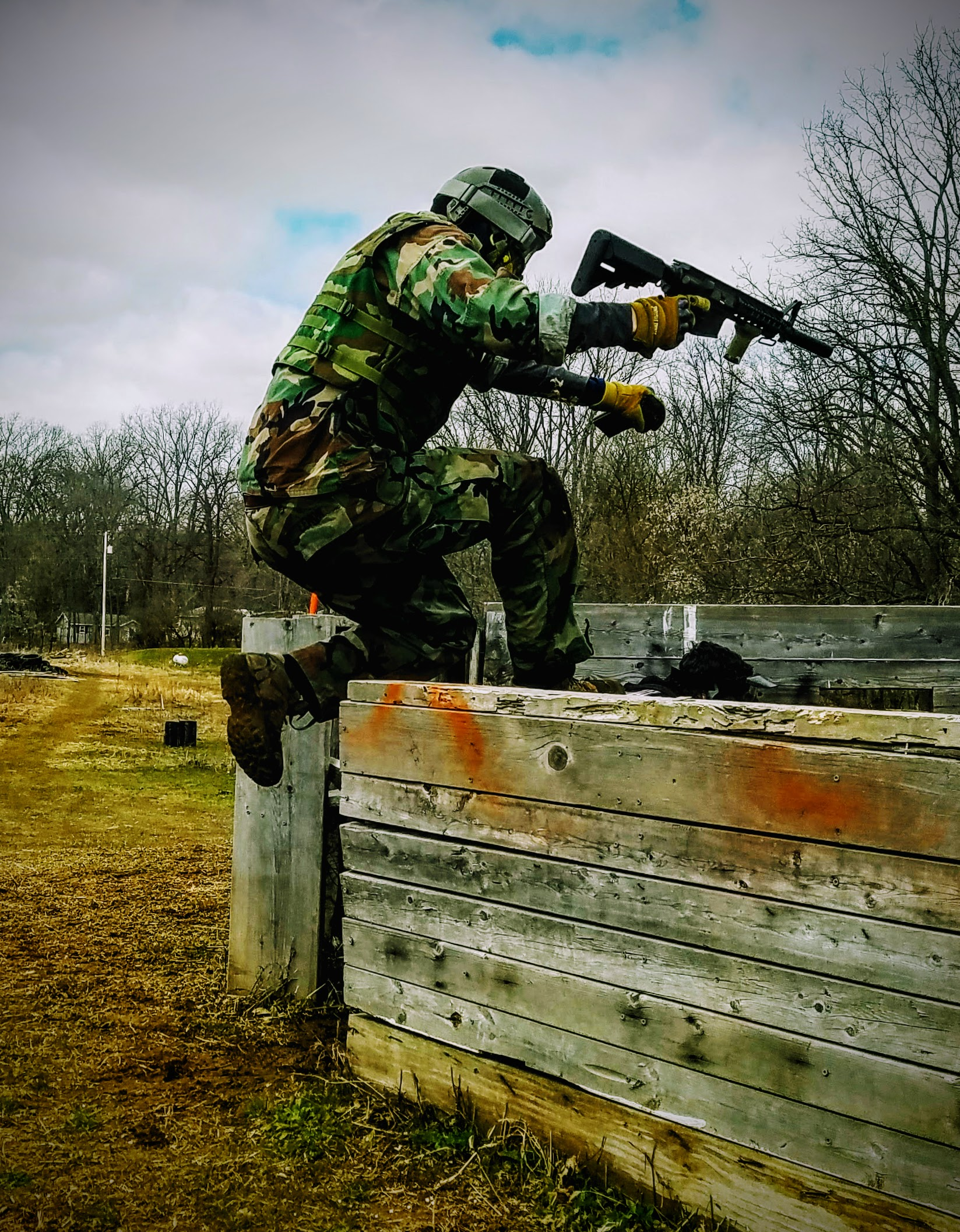 DarkFire Airsoft 4-7-18 game1