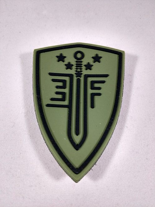 Elite Force Shield Patch