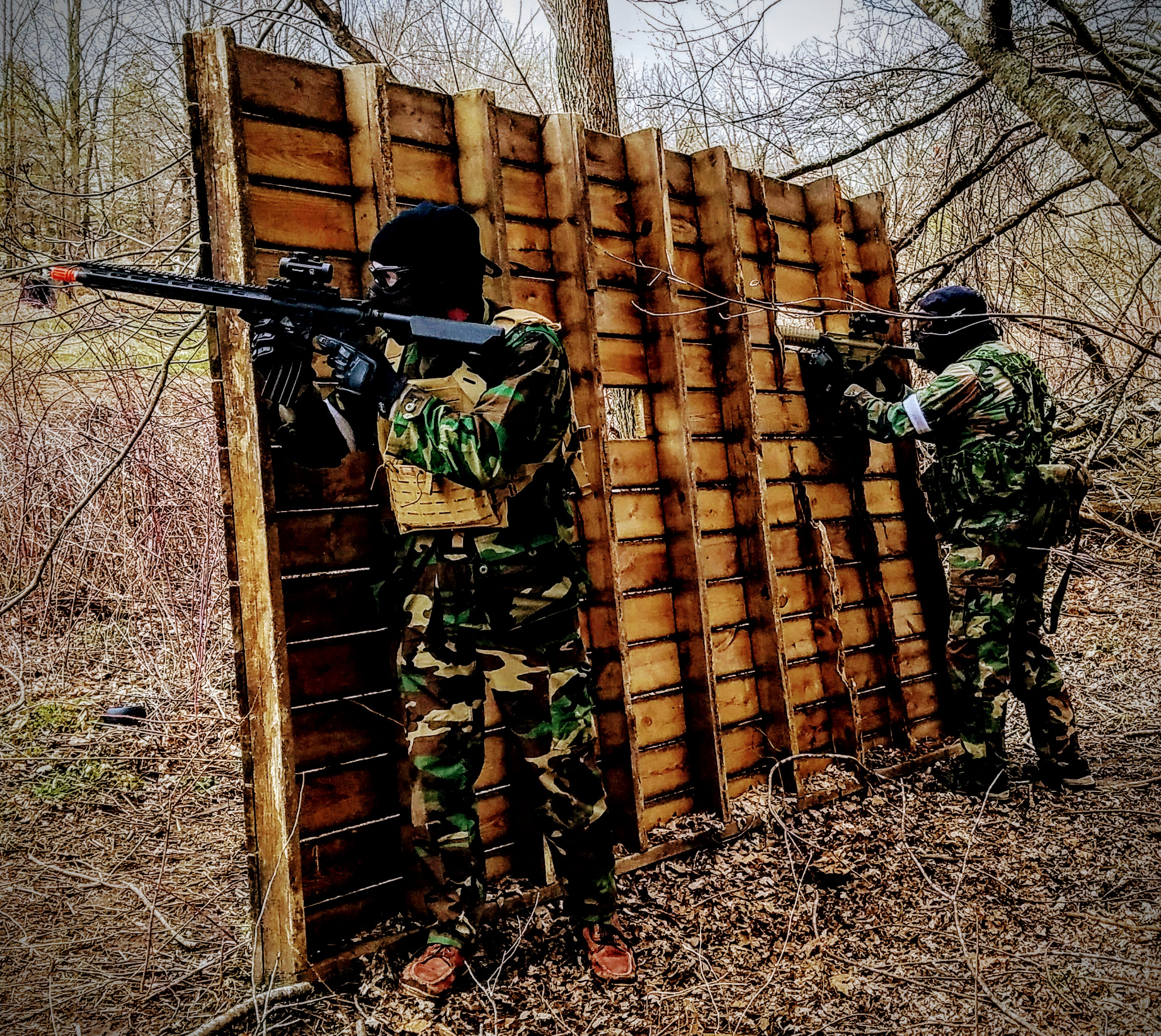 DarkFire Airsoft 4-7-18 game11