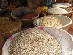 Il mercato di Zinviè