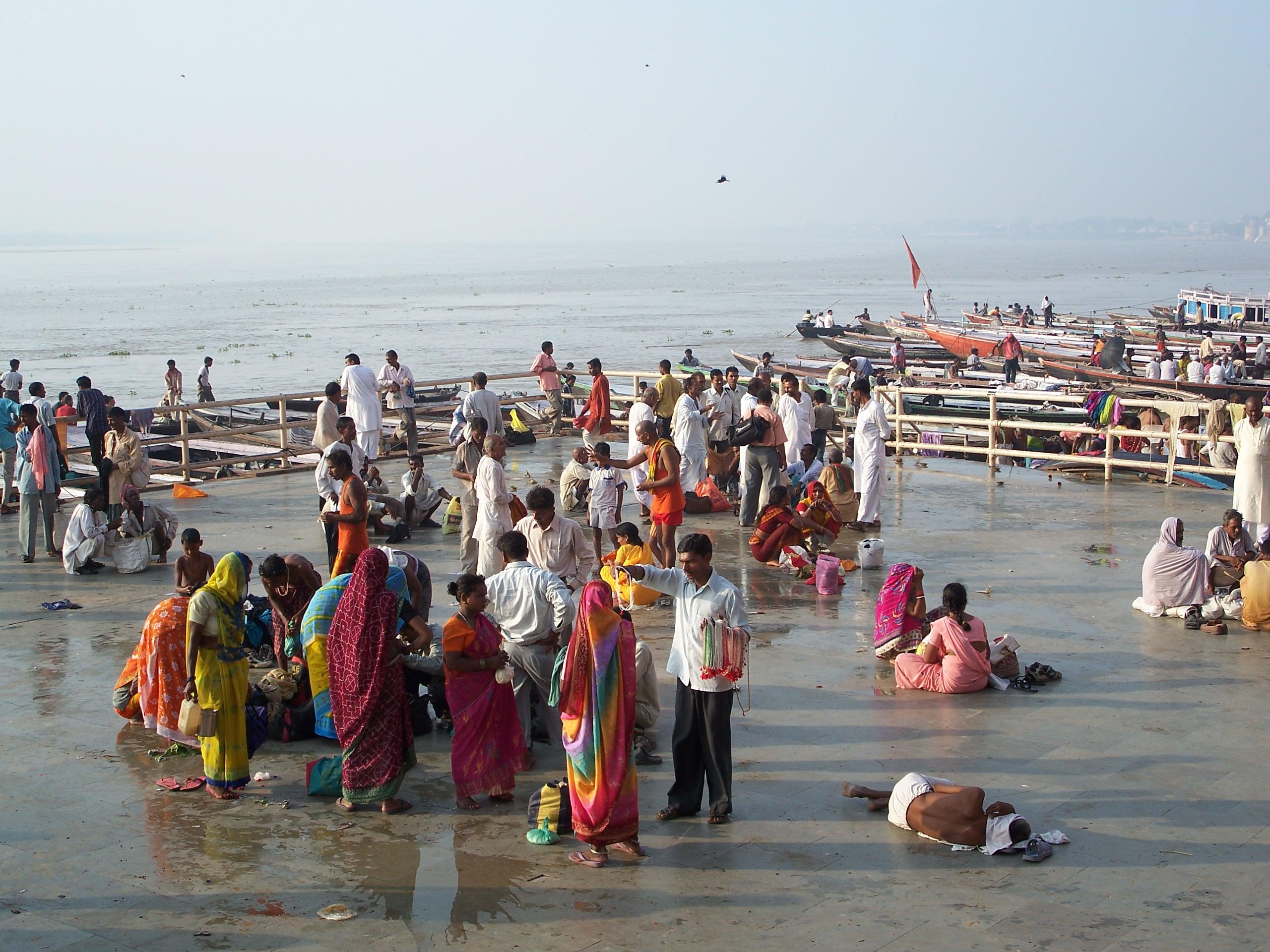 Varanasi - Vita sul Gange