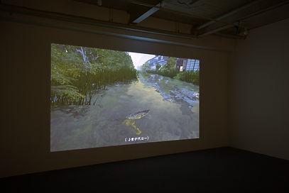 「表層と深層 | Surface and Depths」@Gallery PARC (撮影:大河原光)