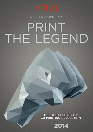 Print the Legend Poster