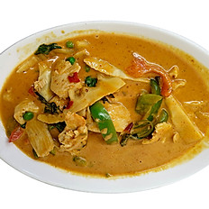 #T Red Curry