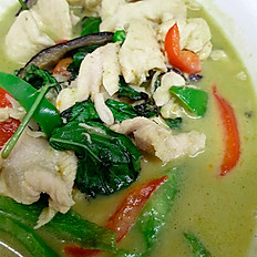 #T Green Curry