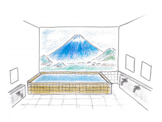 Japanese Bathhouse Etiquette
