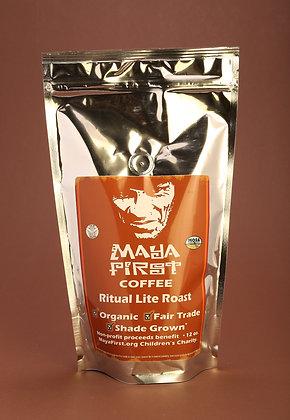 Maya First Ritual Lite Roast Coffee