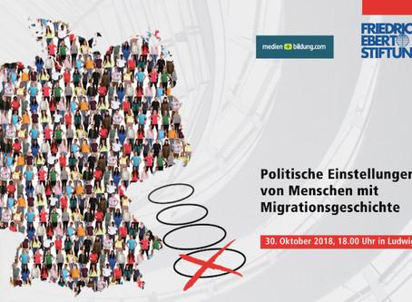 Politische Einstellungen von Menschen mit Migrationsgeschichte | Podiumsdiskussion