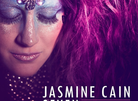 "Jasmine Cain "" SEVEN "" Limited Edition Vinyl"