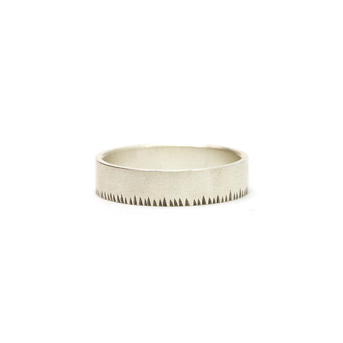 5mm Notched Ring