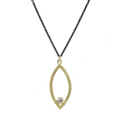 Marquee Diamond Pendant