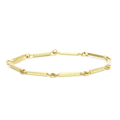 Bar Link Bracelet