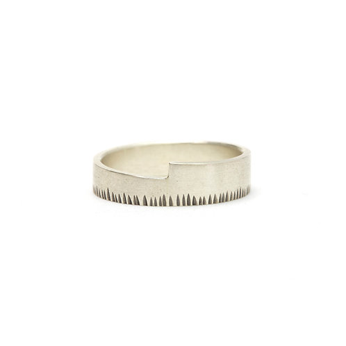 6mm Wedge Ring