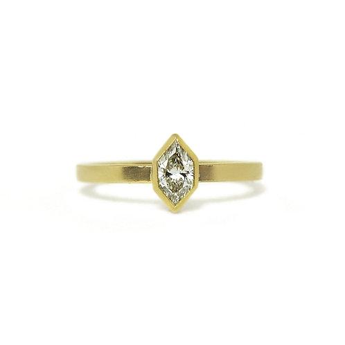 Duchess Cut Diamond Ring