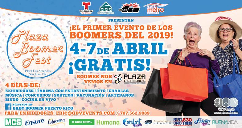 Plaza Boomer Fest   Half Page
