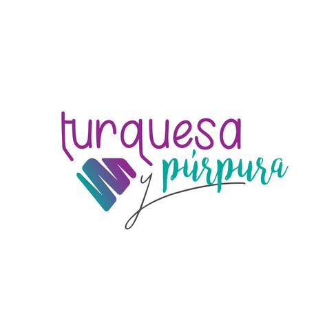 Turquesa y Púrpura
