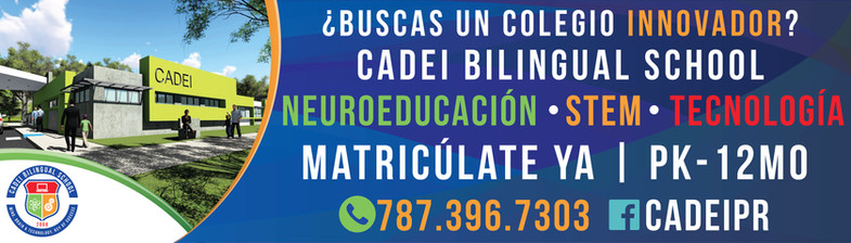 CADEI Bilingual School   Billboard
