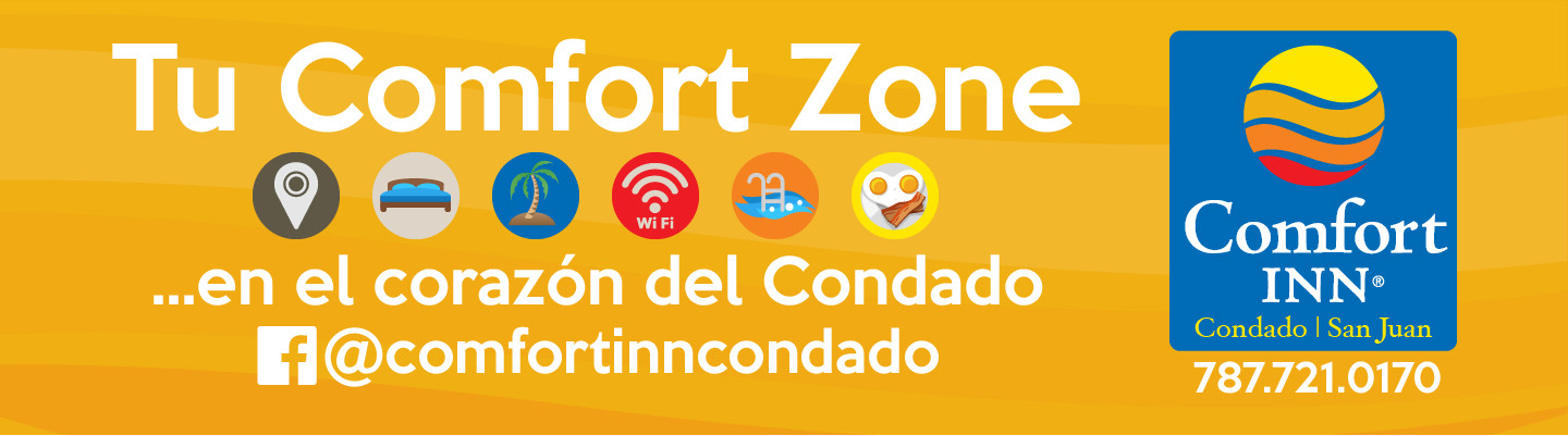 Comfort Inn | Comfort Zone | Billboard