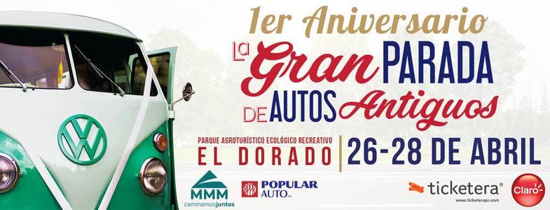 La Gran Parada de Autos Antiguos   Billboard