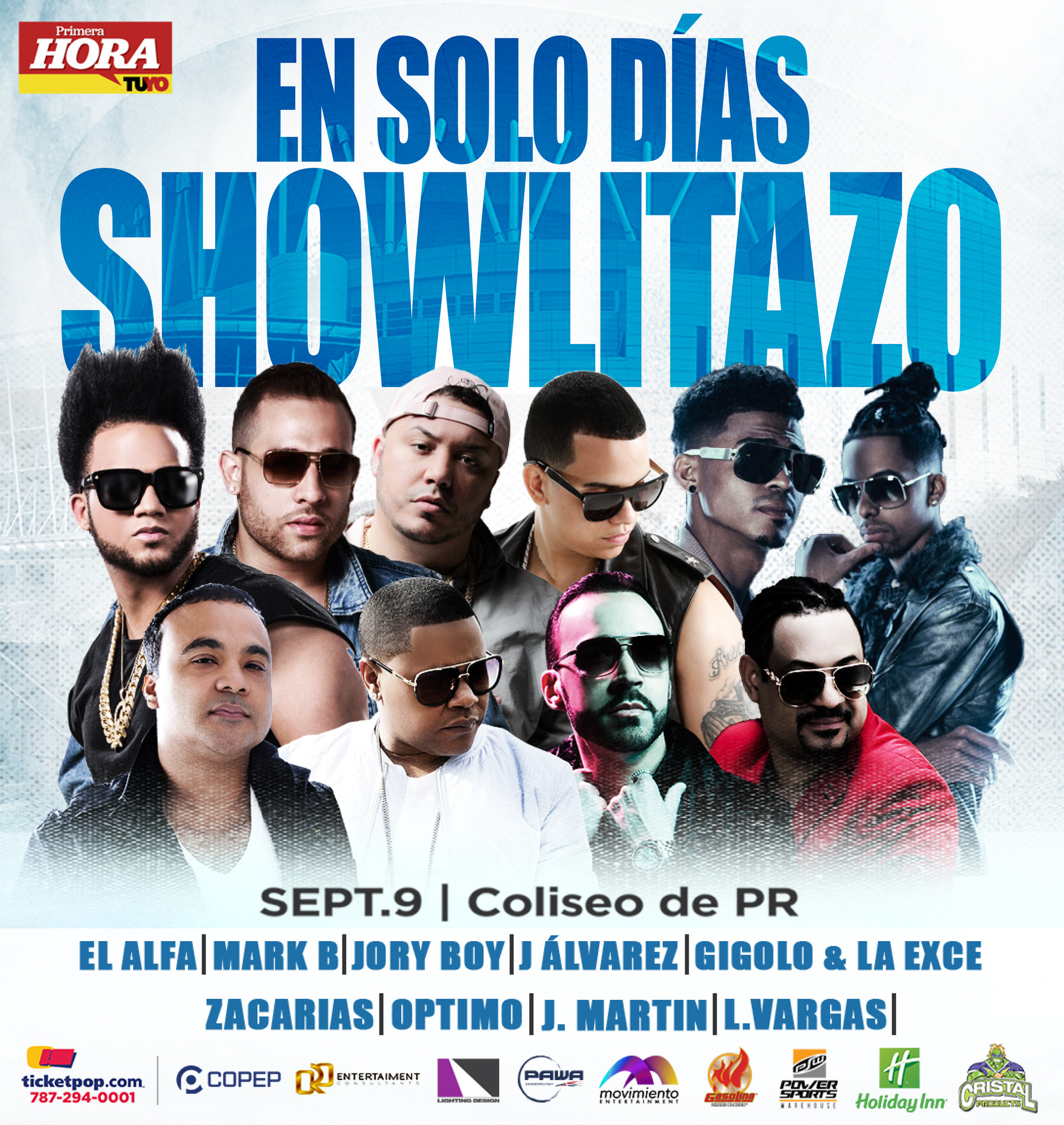 Showlitazo Concert | Full Page