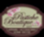 Pastiche Boutique full color logo with P