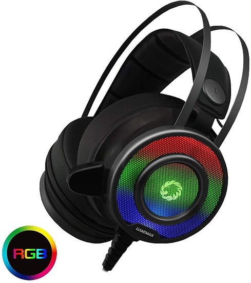 Gamemax RGB Headset