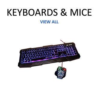 Keyboards & Mice - Scorpion Computers Hetton