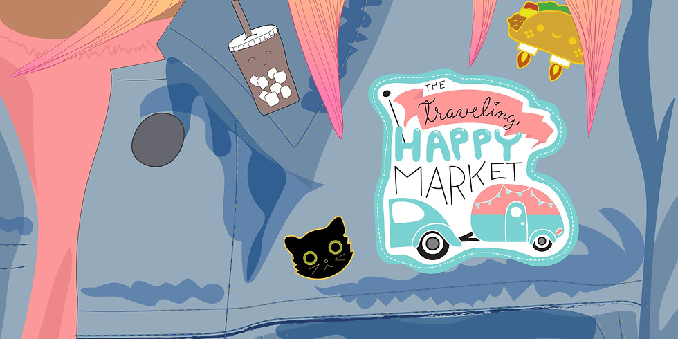 The Traveling Happy Market Comes Back to Puyallup!