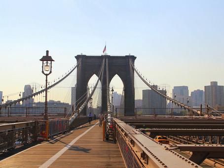 Interesting facts about New York, Boston, Pennsylvania and Washington D.C.