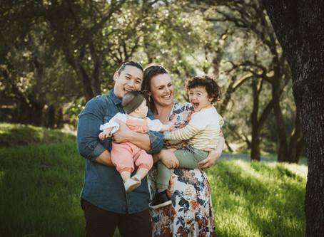 The Carson Family | Napa, CA | Hemlock House Photography