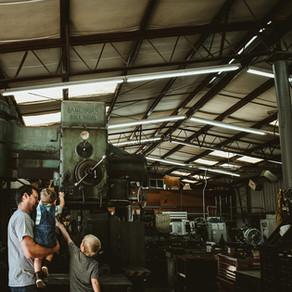 York Machine Works | Father & Sons | St. Helena, CA