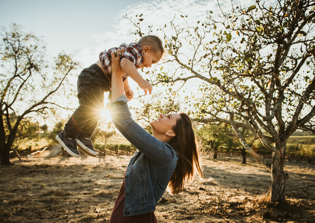 Family Photography in Napa, CA    Hemlock House Photography