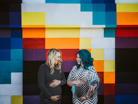 Sisters | Maternity Photography in Napa, California