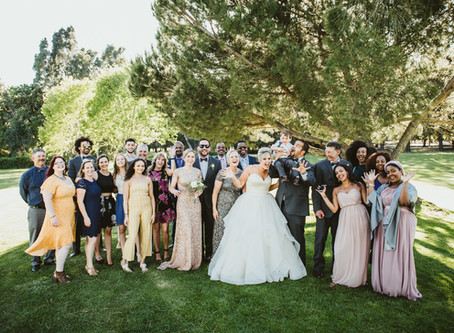 Michelle + Amir | Wedding Photography at Vintner's Golf Club in Yountville