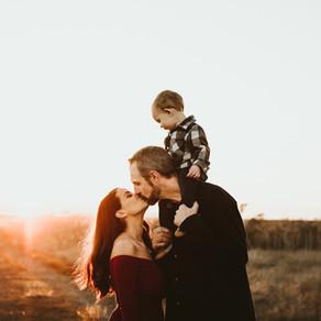 The Richardson Fam Bam | Family Photography in Napa, CA