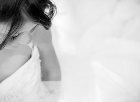 Mama's Wedding Dress    Portrait Photography    Mare Island, California