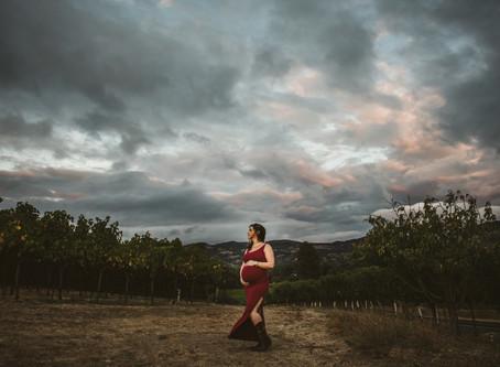 Kimberly | Maternity Photography in Napa, CA