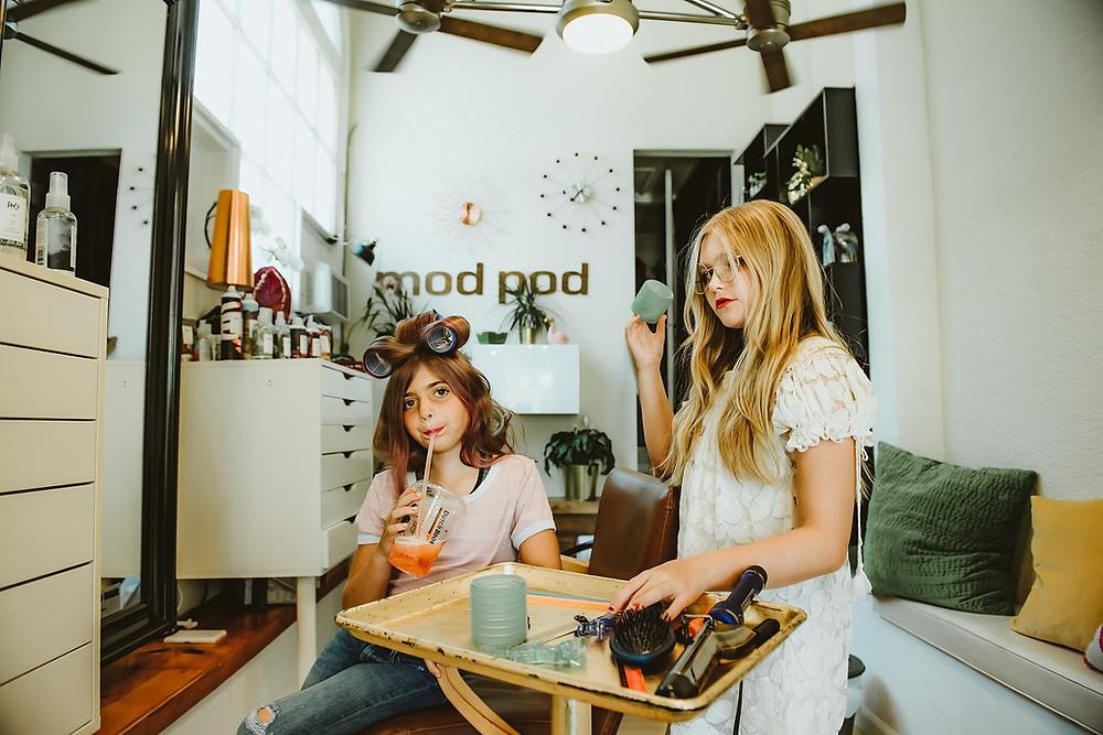 Mod Pod Salon in Napa, CA