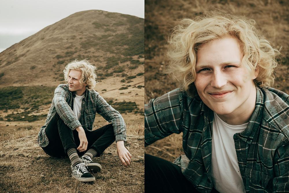 Senior Portrait Photography in Bodega Bay, California | Hemlock House Photography