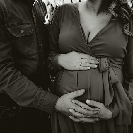 Taylor + Sam | Maternity Photography in the Napa Valley