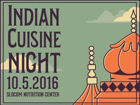 Indian Cuisine Night